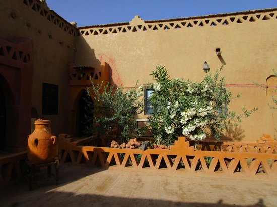 Camels House: Patio