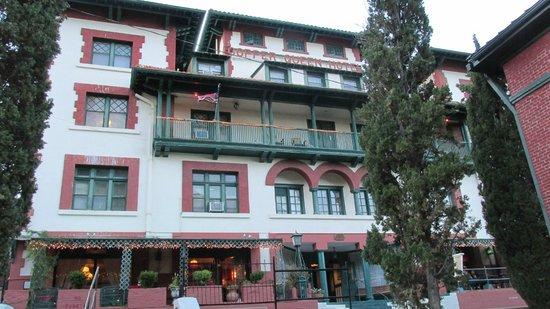 Copper Queen Hotel: The Copper Queen