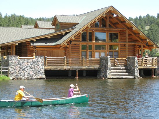 Evergreen Lake : Lake house