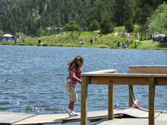 Evergreen Lake : More lake to enjoy