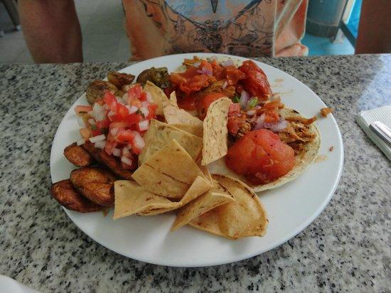 Hotel Riu Yucatan : La Margarita buffet