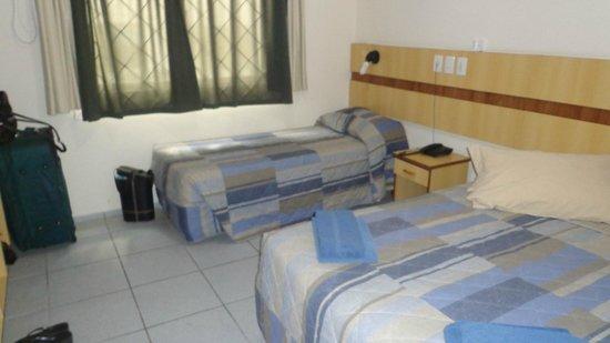 Mar Hotel: habitacion