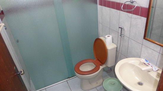 Mar Hotel: baño
