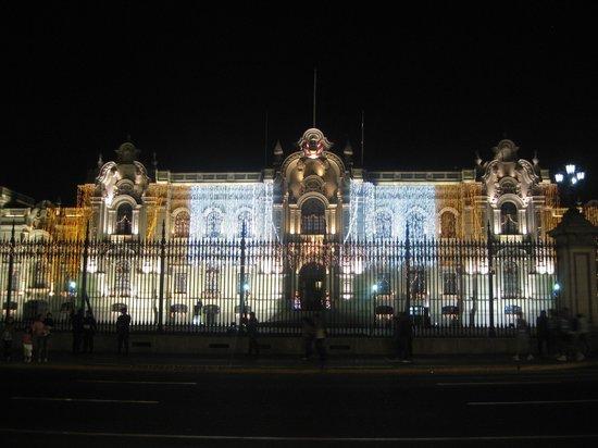 Plaza de Armas (Plaza Mayor): Christmas in the square