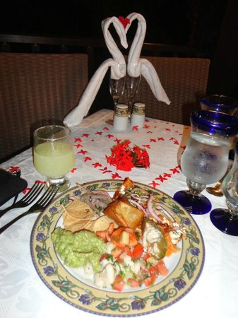 Hotel Riu Yucatan: Mexican a la carte