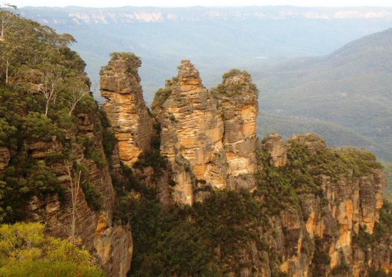 Echo Point Lookout: The three sisters - Katoomba