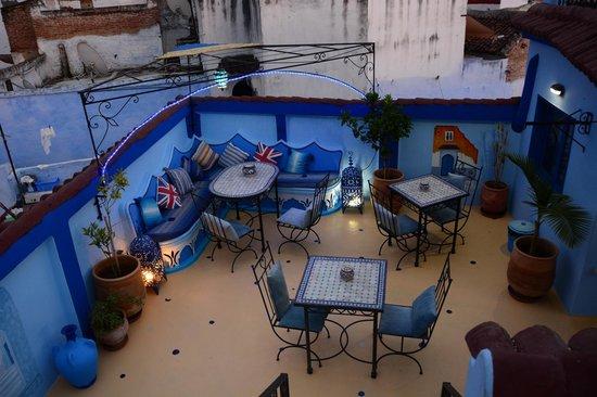 Riad Baraka: Funky Rooftop