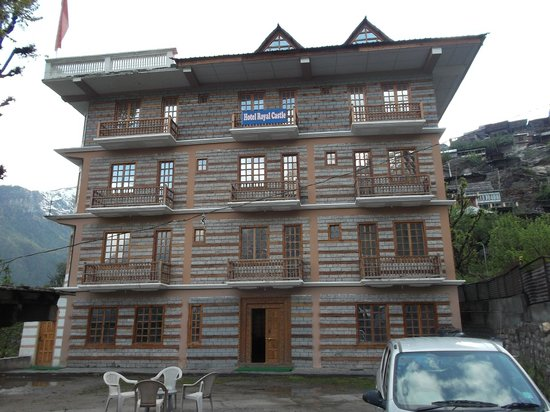 Hotel Royal Castle: Royal Castle Sangla
