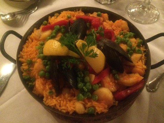 Restaurante don Quijote: Incredible! Perfect individual size.