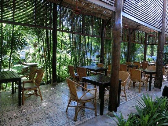 Duang Jai Resort : Inside Resort