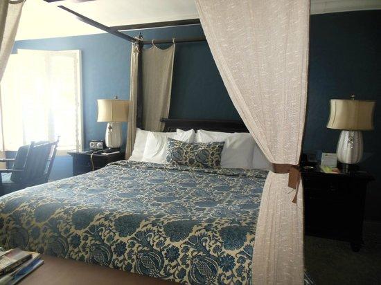 Blue Dolphin Inn : Anaho Bay room