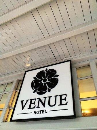 Venue Hotel: the brand