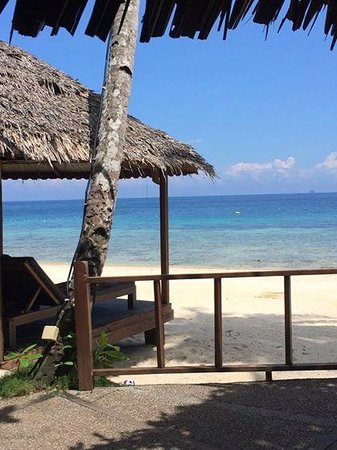 Japamala Resort by Samadhi: My office for the day