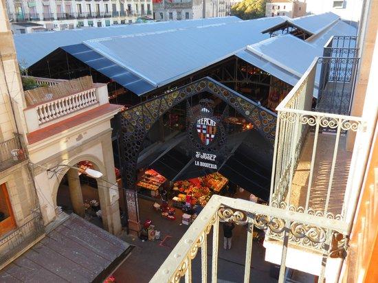 Exe Ramblas Boqueria : Mercado Boquerias