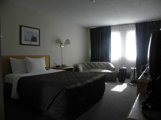 Homestead Inn: room