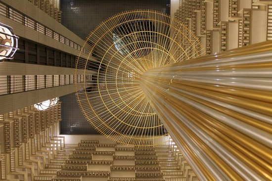 Hyatt Regency Atlanta: Interior view in main building