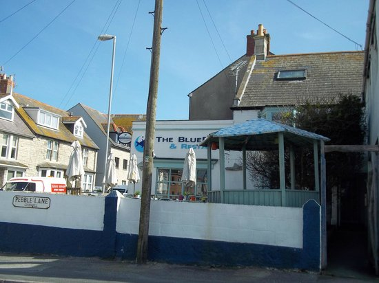 The Blue Fish: Not a five looking restaurant,don't be put off