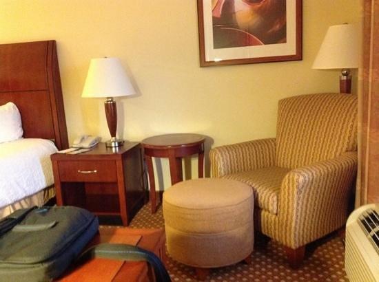 Hilton Garden Inn El Paso/University: Habitación