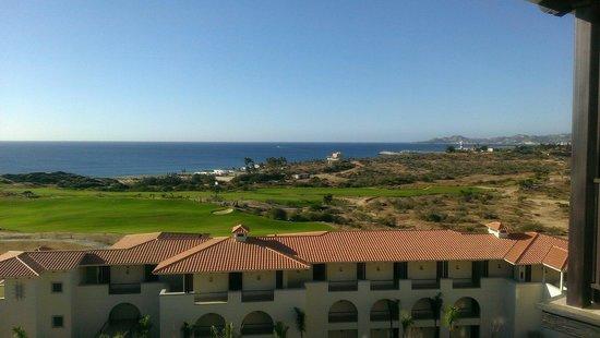 Secrets Puerto Los Cabos Golf & Spa Resort: View from room
