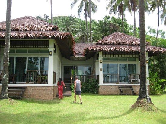 Koyao Island Resort : Our villa