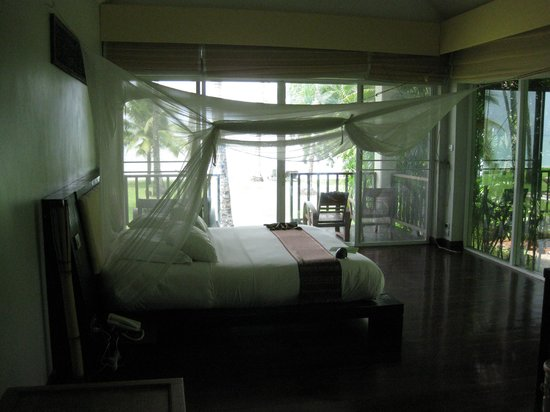 Koyao Island Resort : Amazing view from the bedroom