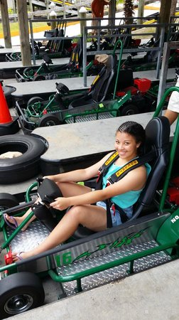 The Track Family Recreation Center : Ready to Ride!!!
