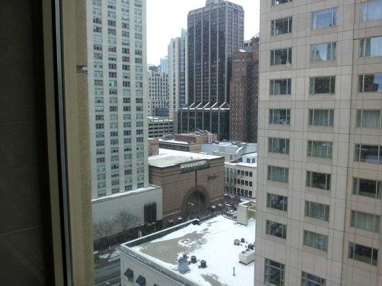 Park Hyatt Chicago: Side View from Bedroom