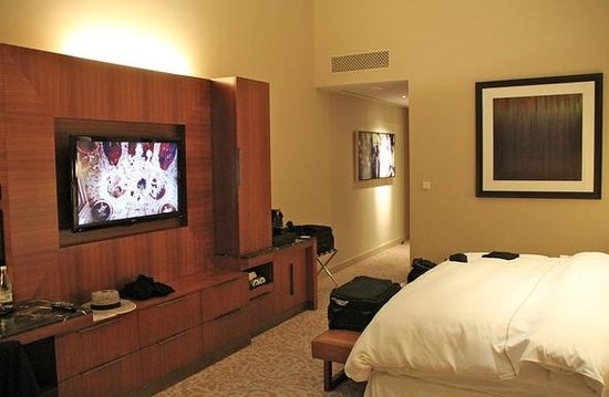 The Westin Abu Dhabi Golf Resort & Spa: Our room