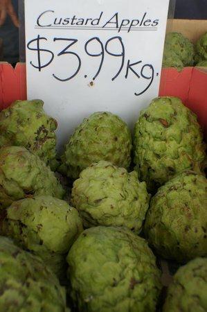 Rusty's Market: Custard apples cheaper than I've ever seen them