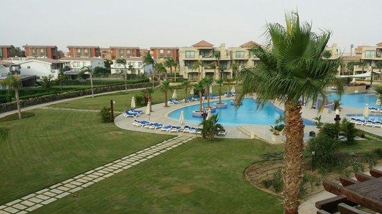 Jaz Little Venice Golf Resort: My room pool View