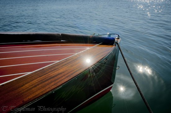 Noosa Dreamboats Classic Boat Cruises: The boat