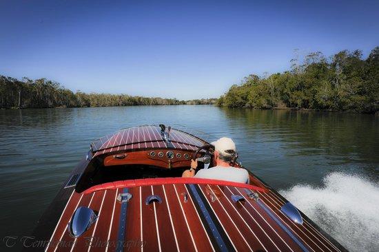 Noosa Dreamboats Classic Boat Cruises: A great ride