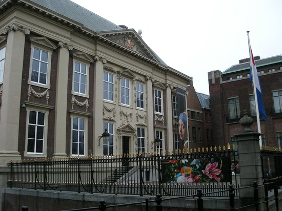 Mauritshuis : マウリッツハイス美術館