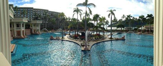 Kaua'i Marriott Resort: Amazing Pool