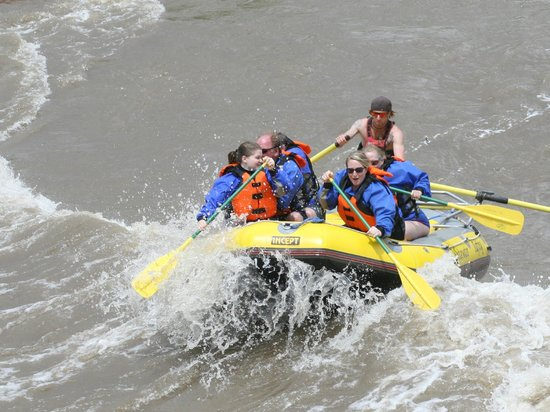 Whitewater Rafting, LLC: Rafting on the Colorado River