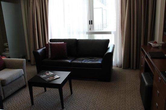 Pepperclub Hotel & Spa: sitting area