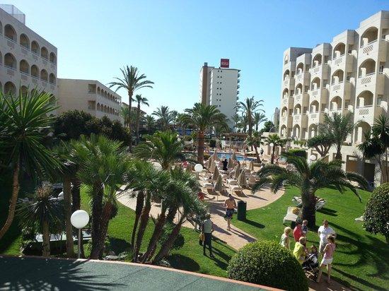 ClubHotel Riu Costa del Sol : Area piscina