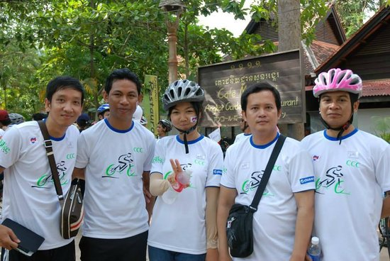 Apsara Centrepole Hotel: Donate Kanthebopha