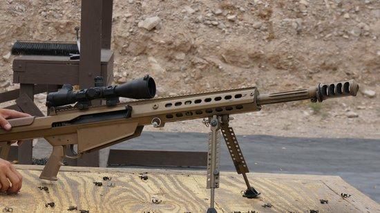 Desert Hills Shooting Club: Barrett M107A1 Sniper Rifle