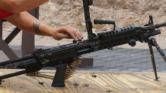 Desert Hills Shooting Club: M249 SAW