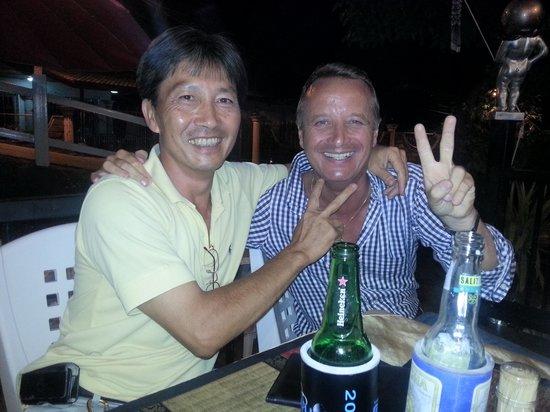 Simon & Oil's Sports Bar & Restaurant: La salitos met en forme