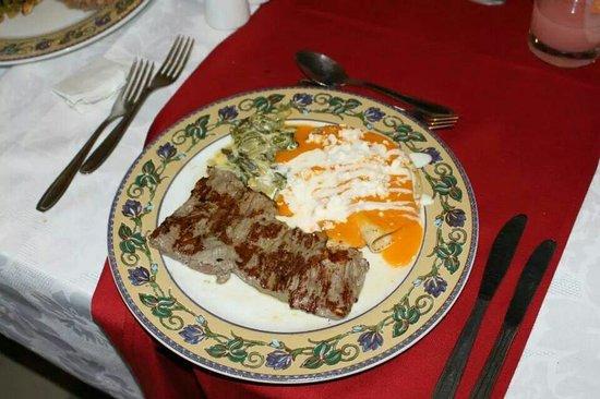 Hotel Riu Santa Fe: Mexican rest