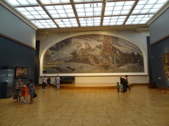 Galerie Tretiakov (Lavrouchinski) : Tretyakov
