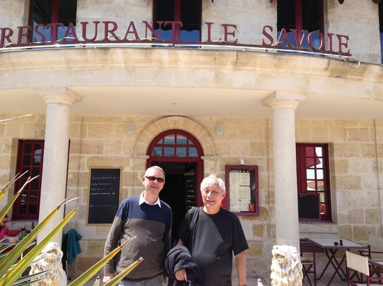 BD Tours: Wine Tours In Bordeaux : Best lunch...Bruno knows where to go for good food