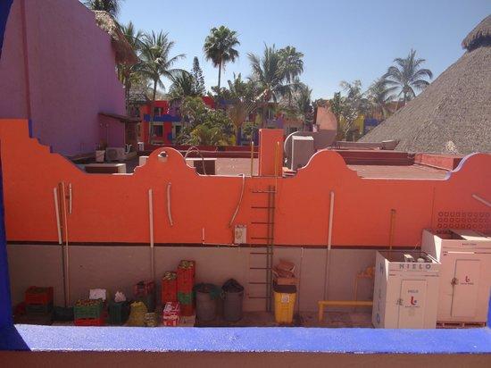 Royal Decameron Complex : Mi vista, cada que salia de la habitacion