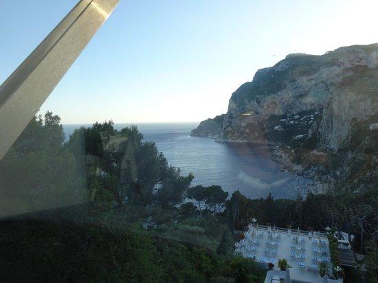 Terrazza Brunella: Beautiful view of the marina