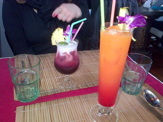 Konfusius : Cocktails