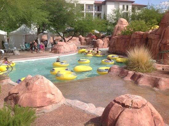 Arizona Grand Resort & Spa: Lazy River