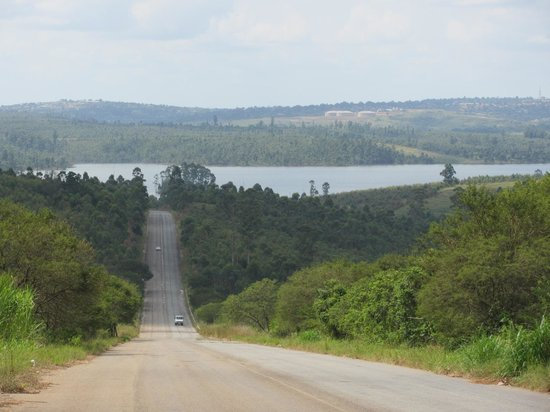 Panorama Route: アフリカの道