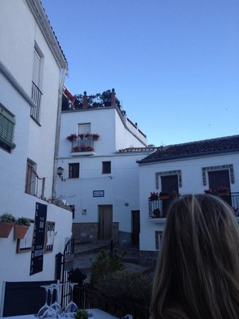 EL LATERAL Gaucín: El lateral terrace